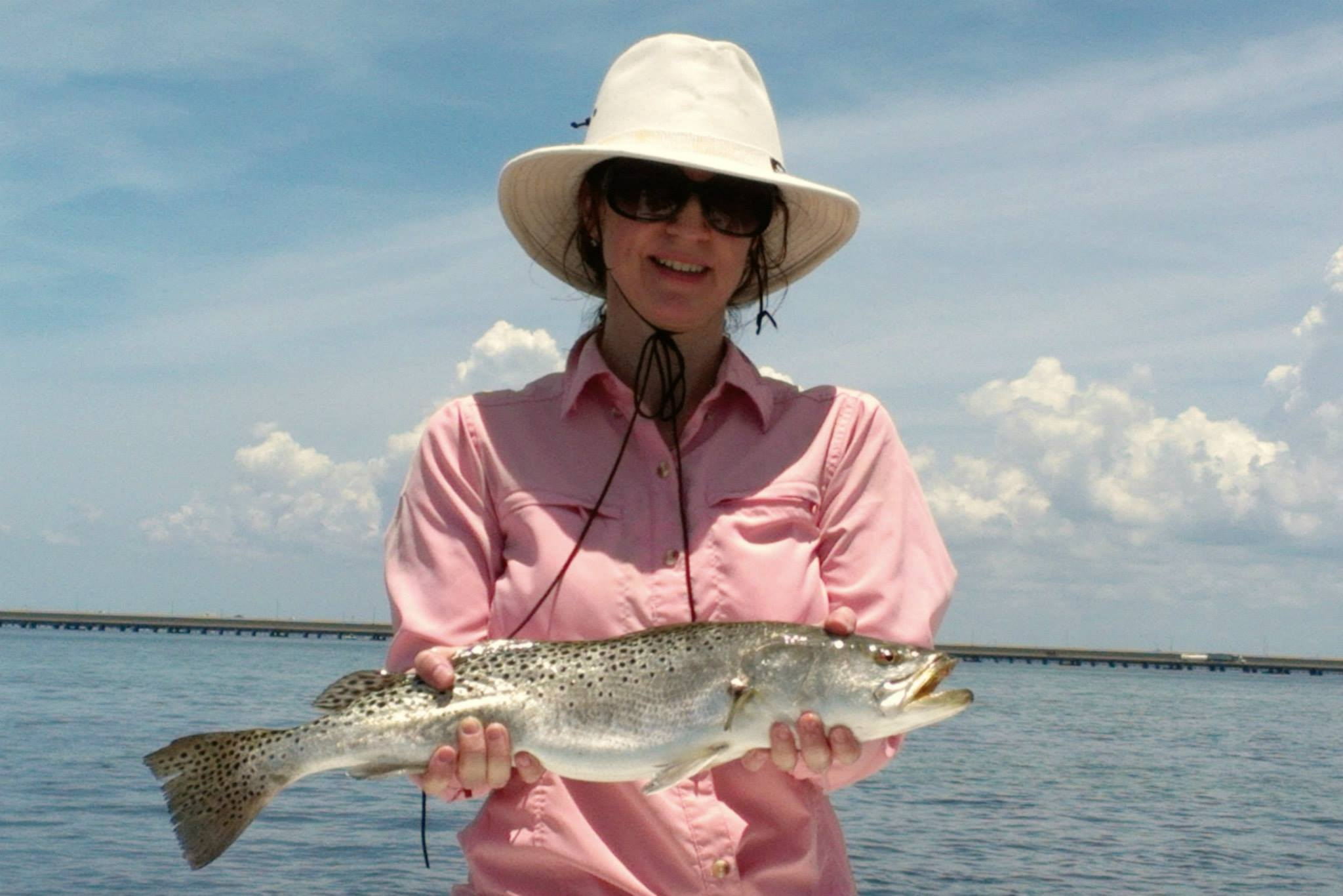 Captain woody 39 s fishing hall of fame tampa fishing guides for Tampa fishing outfitters