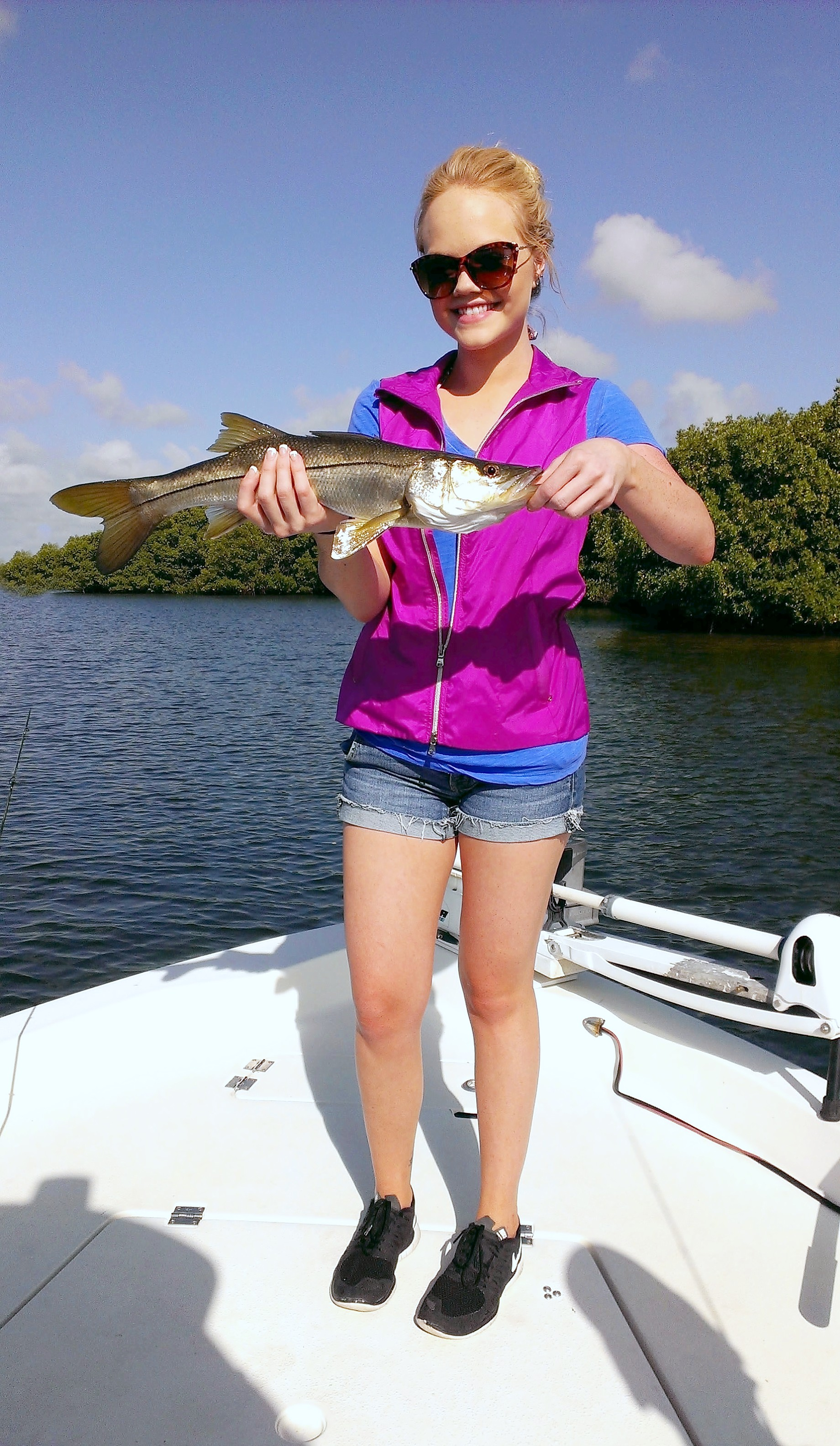 Fishing report tampa bay september 2016 tampa fishing guides for Tampa fishing outfitters