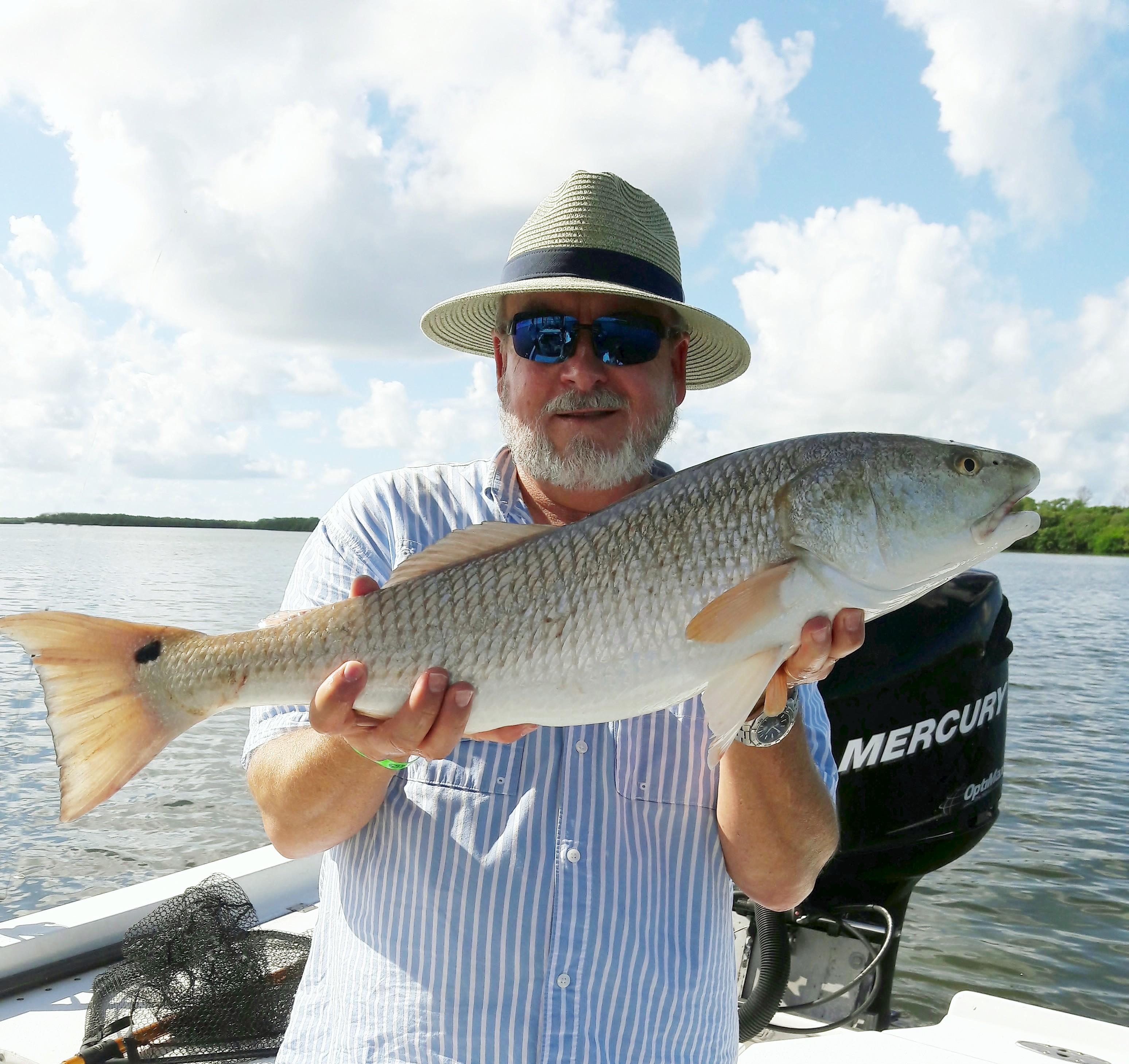 November 2016 fishing report tampa bay tampa fishing guides for Tampa bay fishing reports